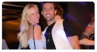 Nicole Neumann y Manu Urcera. Fuente (Twitter)