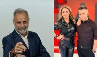 Marina Calabró, Ángel De Brito y Jorge Rial. Fuente (Instagram)