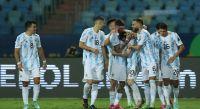 Argentina vs Colombia Fuente:(Instagram)
