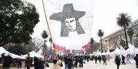Acampe en Plaza de Mayo: reclaman la libertad de Milagro Sala