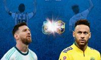 Copa América. Fuente (Instagram)