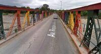 Puente Vaqueros. Fuente: (Twitter)