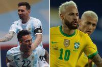 """Mariano Iúdica avivó la polémica sobre un posible fraude en la final de La Copa América: """"Tengo información de AFA"""""""