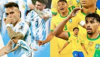 Final de Copa América. Fuente: (Twitter)