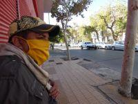 Día de furia en Salta: trapito le destrozó el auto una mujer que no quiso pagarle