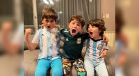Familia Messi Fuente:(Instagram)