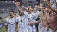Selección argentina: escuchá el nuevo hit del plantel argentino dedicado a Brasil