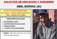 Abel Burgos sigue sin aparecer: grupos de rescatistas intensifican las tareas de rastrillajes