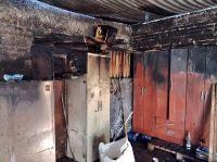 Conmoción y horror en Salta: dejó a sus dos hijitos encerrados con llave mientras se incendiaba la casa