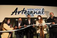 El Mercado Artesanal vuelve a abrir sus puertas totalmente renovado