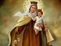 Virgen del Cármen. Foto: Twitter