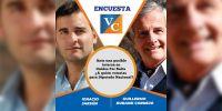 Encuesta de Voces Críticas: Mirá a quién eligieron los salteños para ser Diputado Nacional