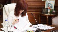 """Cristina Kirchner declaró en la causa del pacto con Irán: """"Un juez que jugaba al tenis con Macri no puede ser imparcial"""""""