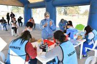Uno a uno, los 11 vacunatorios móviles habilitados en Salta este sábado