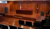 Sala de juicio. Fuente: (Twitter)