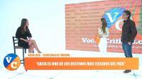 """Nadia Loza: """"El 80% de los turistas ya había visitado Salta en otra ocasión"""""""