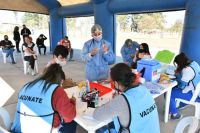 Vacunación contra el COVID-19 en Salta: los 6 puntos estratégicos habilitados este martes 14 de septiembre