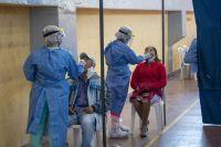 Durante el fin de semana, más de 600 salteños fueron hisopados en los centros de testeos