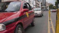 Inscribirán a choferes de taxis y remises para instalar botón antipánico