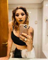 Rocío Quiroz fue internada de urgencia tras protagonizar un  fuerte accidente automovilístico.