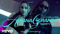 """Ariana Grande y Ty Dolla Sing se apoderaron del escenario tras cantar """"Safety Net"""" en vivo"""
