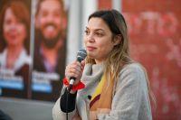 """Para Pamela Ares es """"necesario"""" que los candidatos """"se sienten a debatir en los medios"""""""
