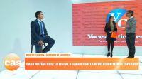 Caso Matías Ruiz: el abogado de la familia dio detalles del llamado de la policía al SAMEC